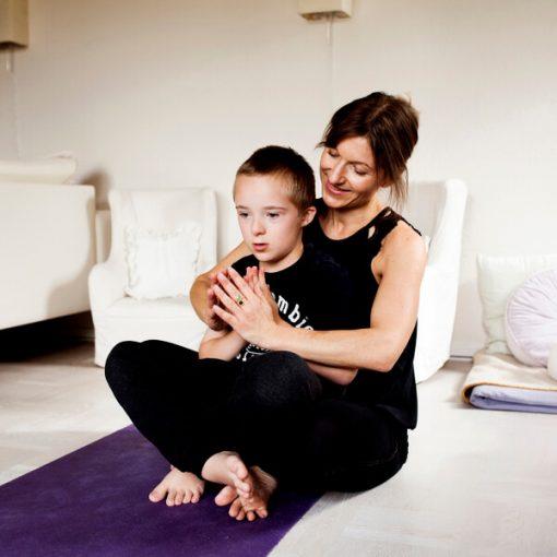 yoga uddannelse for børn med specielle behov