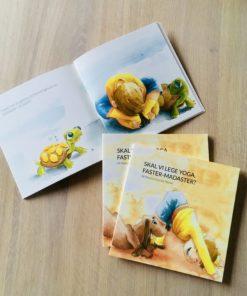 Børneyoga - bog for tumlinge